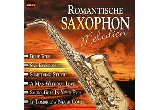 Lui Martin - Romantische Saxophon Melodien  - (CD)