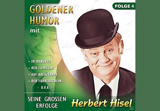 Herbert Hisel - Goldener Humor, Folge 4  - (CD)