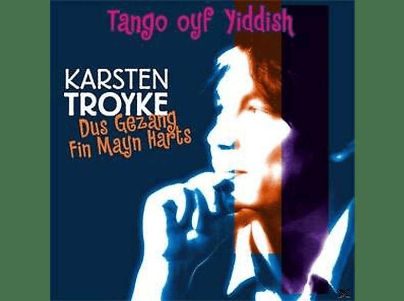 Karsten Troyke - Dus Gezang Fin Main Harts [CD]