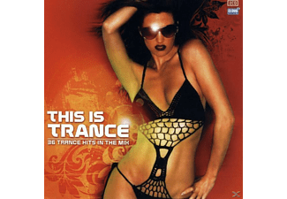 VARIOUS - this is trance  - (CD)