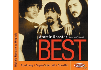 Atomic Rooster - Best-Dance Of Death  - (CD)