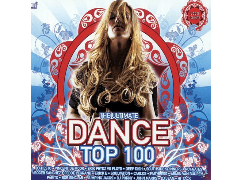 VARIOUS - the ultimate dance top 100 [CD]