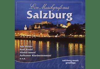 VARIOUS - Ein Musikgruss aus Salzburg  - (CD)