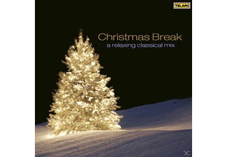 VARIOUS - CHRISTMAS BREAK  - (CD)