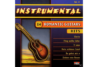 VARIOUS - Instrum.Vol.4-Romantic Guit.  - (CD)