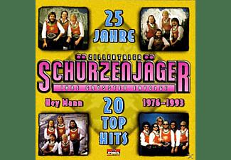 Schürzenjäger - 25 Jahre-Ihre Gr.Erfolge  - (CD)
