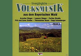 VARIOUS - Unvergängliche Volksmusik 4  - (CD)