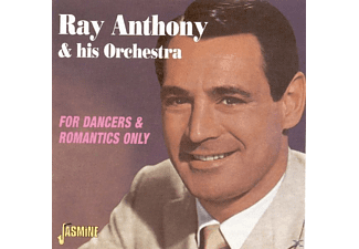 Ray Anthony - For Dancers & Romantics Only  - (CD)