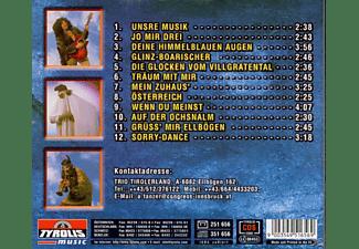 Bergmann Jakob u.s.Trio Tirole - Deine himmelblauen Augen  - (CD)