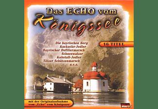 VARIOUS - Das Echo Vom Königssee  - (CD)