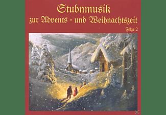 VARIOUS - STUBENM.Z.ADVENTS U.WEIHNACH.2  - (CD)