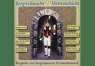VARIOUS - Bergweihnacht -Mettenschicht  - (CD)