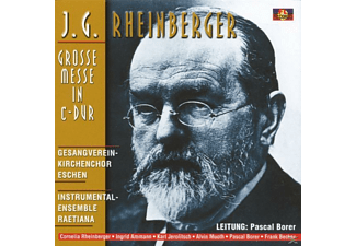 Pascal Borer - Grosse Messe In C-Dur  - (CD)