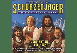 Schürzenjäger - Verliebt In Die Heimat  - (CD)