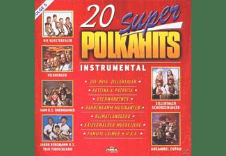 VARIOUS - 20 Super Polkahits-Folge 5  - (CD)