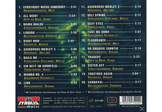VARIOUS - Guggen Musik Party  - (CD)