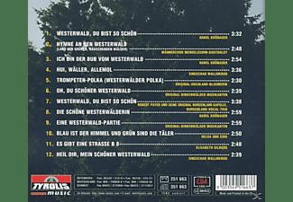 VARIOUS - Westerwald,Du Bist So Schön  - (CD)