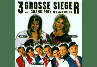 VARIOUS - 3 Grosse Sieger Vom Grand Prix  - (CD)