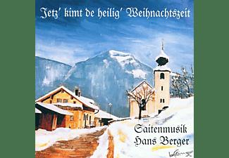 Saitenmusik - Jetz' kimt die heilig' Weihnachtszeit  - (CD)