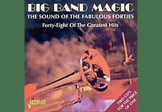 VARIOUS - Big Band Magic 2  - (CD)
