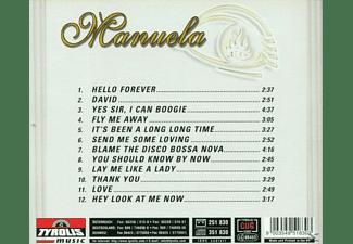 Manuela - Hey Look At Me Now  - (CD)