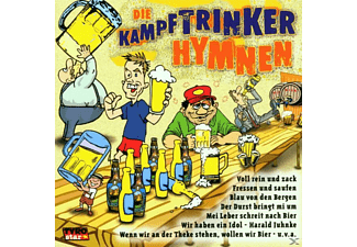 VARIOUS - Die Kampftrinker Hymnen  - (CD)