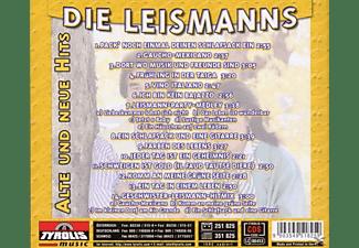 Die Leismanns - Pack Noch Einmal Deinen Schlafsack Ein - Alte Und Neue Hits Von Renate Und Werner Leismann  - (CD)