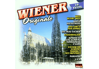 VARIOUS - Wiener Originale  - (CD)