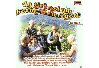 VARIOUS - In Grinzing,Beim Heurigen  - (CD)
