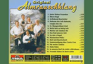 Orig. Almrauschklang - Weils heit so bärig isch  - (CD)