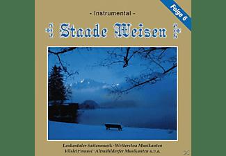 VARIOUS - STAADE WEISEN,6-INSTRUMENTAL  - (CD)