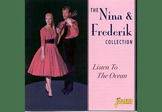 Nina & Frederik - Listen To The Ocean-Collection  - (CD)