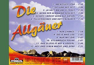 Die Allgäuer - So jung wie heit  - (CD)
