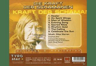 VARIOUS - Die Kraft Der Schamanen (Wellness & Meditation)  - (CD)