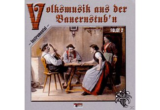 VARIOUS - Volksmusik aus der Bauernstub'n 2  - (CD)