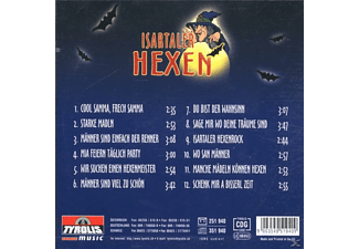 Isartaler Hexen - Männer Sind Einfach Der Renner  - (CD)