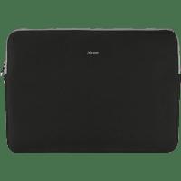 TRUST Primo Notebookhülle, Sleeve, 11.6 Zoll, Schwarz