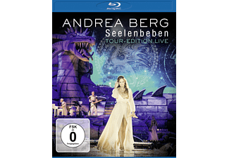 Andrea Berg - Seelenbeben Tour Edition Live  - (Blu-ray)
