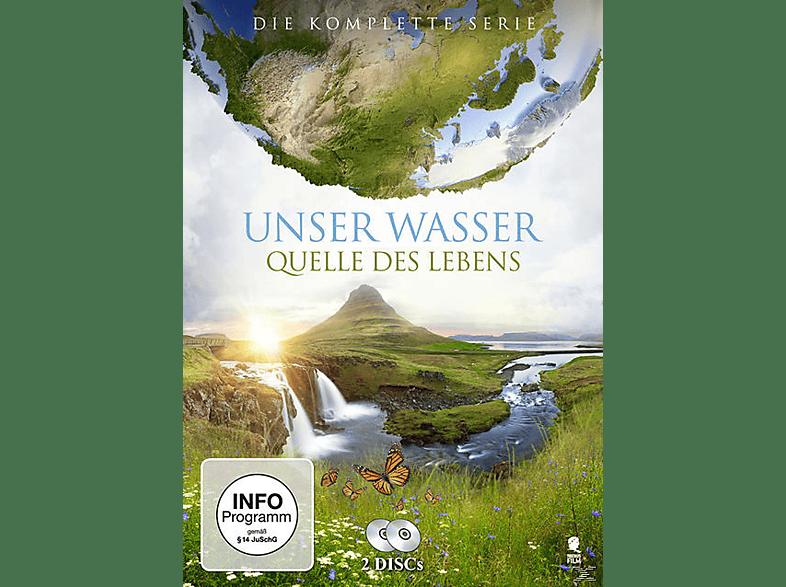 Unser Wasser - Quelle des Lebens [DVD]