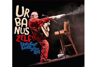 Urbanus - Urbanus Zelf! - Theater Toer 2013-2015 CD