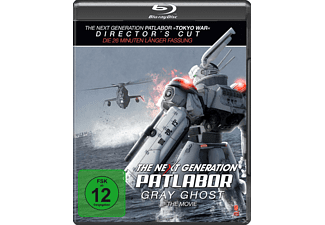 The Next Generation: Patlabor - Gray Ghost Director's Cut, Special Edition Blu-ray