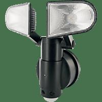 SCHWAIGER LED Sensorleuchte mit Bewegungsmelder und 2 Lampen Sensor LED-Strahler