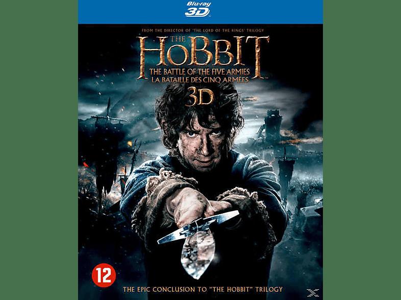 Le Hobbit : La Bataille des Cinq Armées 3D + 2D Blu-ray