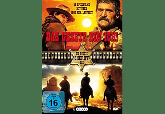 Das Gesetz bin ich - Die große Sheriff-Box DVD