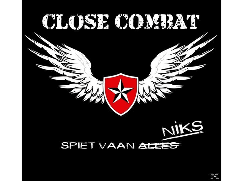 Close Combat - Spiet Vaan Niks (Ltd.Digipak Edition) [CD]