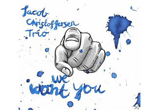 Jacob Trio Christoffersen - We Want You  - (CD)