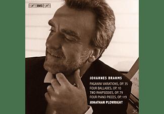 Jonathan Plowright - Sämtliche Solo-Klavierwerke vol.4  - (SACD)