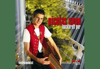 Nicolas Senn - Hackbrett Pur  - (CD)