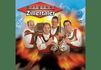 Original Zillertaler - Jetzt ballerts in den Alpen  - (CD)