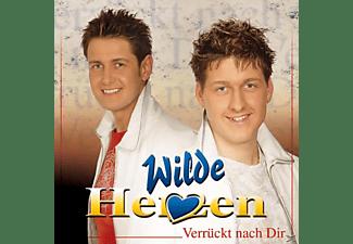 Wilde Herzen - Verrückt Nach Dir  - (CD)